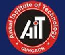 Logo for Ansal Institute'