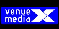VenueX Media, LLC Logo