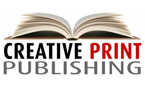 Logo for Creative Print Publishing Ltd'