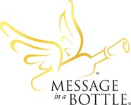 Logo for messageinabottle'