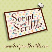 Script and Scribble Logo