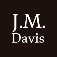 JM Davis Custom Homes Logo'