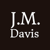 JM Davis Custom Homes Logo