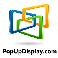 PopUpDisplay.com Logo
