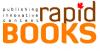 Logo for rapidBOOKS LP'