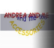 Logo for Andrea and Me and Me Too'