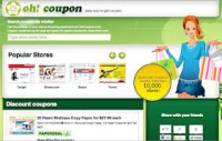 Exciting discounts available at OohCoupons