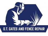 OT Gates and Fence Repair Logo