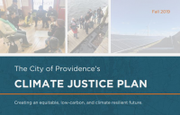 Providence's Climate Justice Plan
