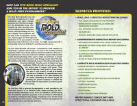 NYC mold inspection brochure7