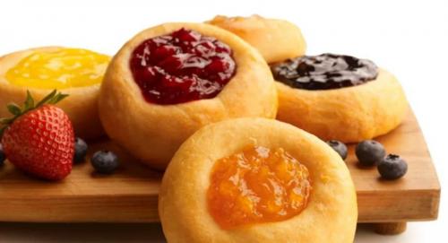 Breakfast Biscuits'