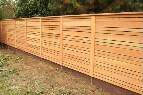 Fence Installation'