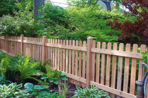 Fence Contractor'