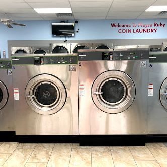 Coin Operated Laundry'