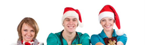 6 Awesome Things About Travel Nursing During the Holidays'