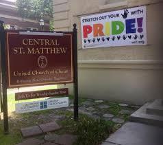 Biracial Church New Orleans'