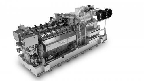 Gas Engine Market'