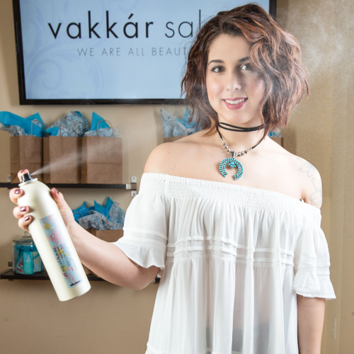 Company Logo For Vakkar Salon'