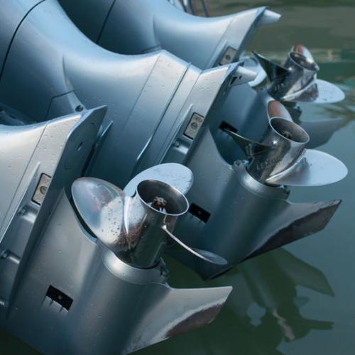 Fiberglass Boat Repair'