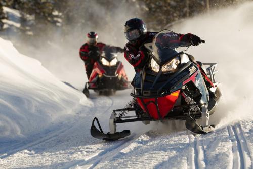 Snowmobile Rental'