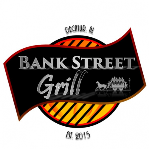 Company Logo For Bank Street Grill'