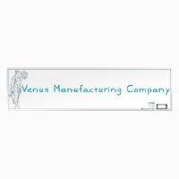 Venus Manufacturing Co. Logo