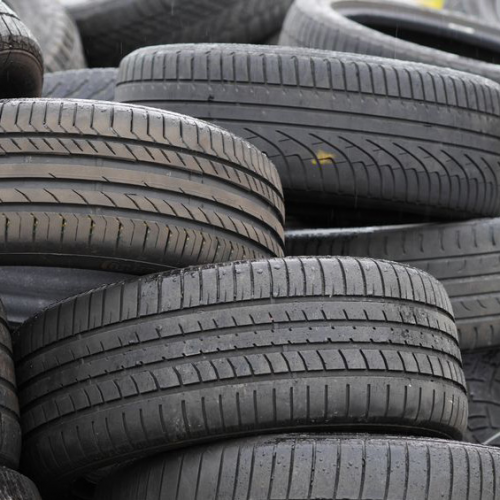 Used Tires'