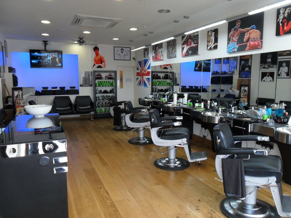 king barber shop