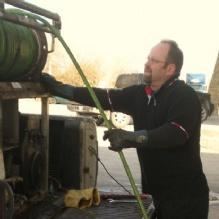 Plumbing Clog'