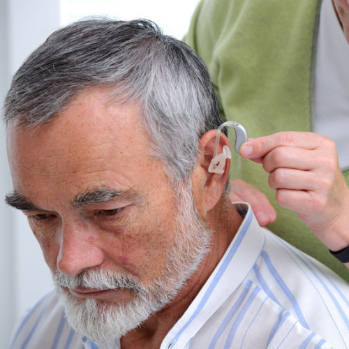 Hearing Aide'