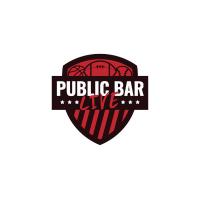 Public Bar Live Logo