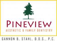 Pineview Aesthetic Logo