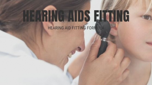 hearing aids function selection'