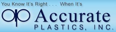Accurate Plastics Inc'