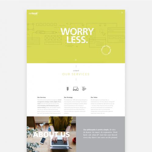 Web Design Company'