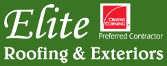elite roofing and exteriors'