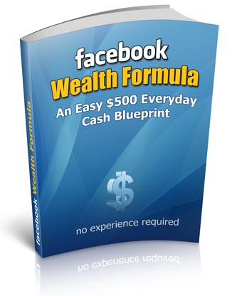 Facebook Wealth Formula'