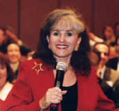 Susan RoAne and her special anniversary'