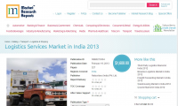 Logistics Services Market in India 2013