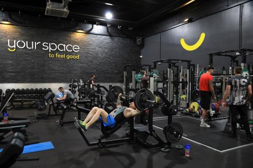 Gyms Near Barnsley'