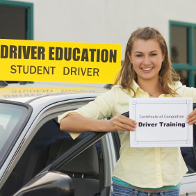 Student Driving'