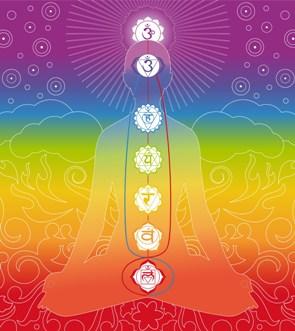 Chakra Colour Meditation'