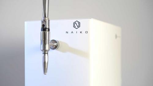 Naiko Nitrogen Dispenser for Nitro Cold Brew Coffee'