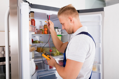 Company Logo For Affordable Refrigerator Repair Service Arli'