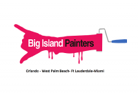 Big Island painters Logo