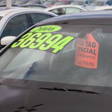 Car Financing'