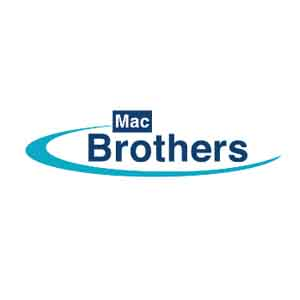 Company Logo For Mac Brothers'