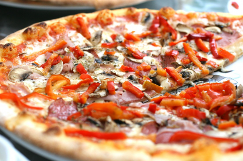 Pizza By The Slice'