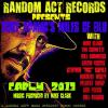 "Random Act Records Presents Tony Adamo's ""Miles of Blu&'"