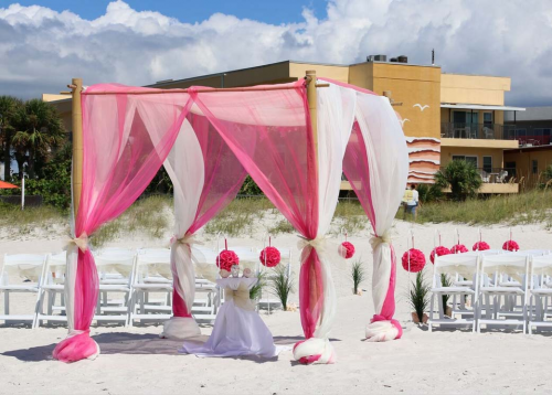 Madeira Beach Weddings'